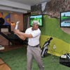 Nintendo Wii Golf gaming as digital experiential marketing for Miami event
