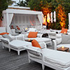 Couches, furniture and décor rentals for Miami events