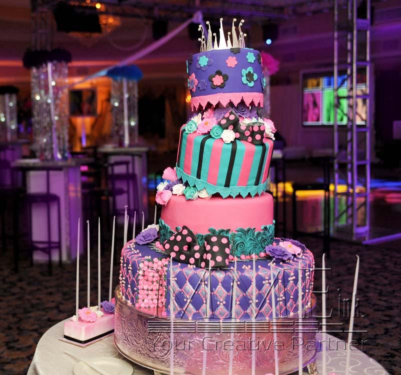 Unique Cake Design Miami