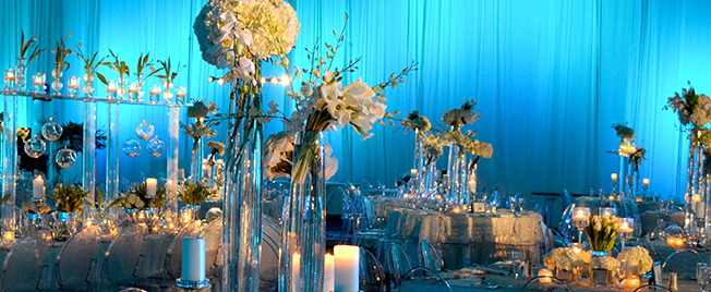 Party planners and Event planning services for Miami area