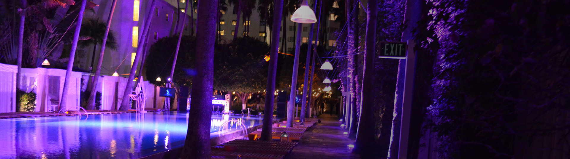 Outdoor Lighting Services for Miami Event & South Florida Event Lighting | MMEink South azcodes.com